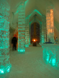 Ice Hotel in Quebec, Canada Photographic Print by Carlos Sánchez Pereyra