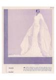 Dame Blanc Print