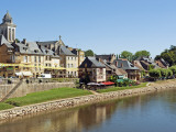 Europe, France, Dordogne, Montignac; the Market Town of Montignac on the Vézère Photographic Print by Nick Laing