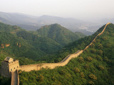 China, Tianjin, Taipinzhai; a Section of China&#39;s Great Wall from Taipinzhai to Huangyaguan Photographic Print by Amar Grover