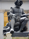 Statue of Velazquez in Front of Museo Del Prado, Madrid, Spain, Europe Photographic Print by Carlos Sanchez Pereyra