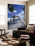 Bora Bora Nui Resort, Bora Bora, French Polynesia Wall Mural by Walter Bibikow