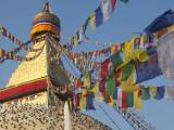 Nepal; Kathmandu  Boudinath Stupa
