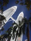 South East Asia, Malaysia, Kuala Lumpur, Petronas Towers Photographic Print by Christian Kober