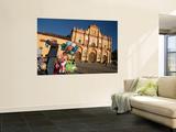San Cristobal Cathedral, San Cristobal De Las Casas, Chiapas Province, Mexico Wall Mural by Michele Falzone