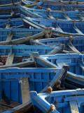 Morocco  Essaouira; the Traditional Fishing Port
