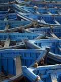 Morocco, Essaouira; the Traditional Fishing Port Photographic Print by Mark Hannaford