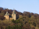 Europe, Uk, United Kingdom, Wales, Cardiff, Castell Coch, (Red Castle) Photographic Print by Christian Kober