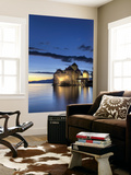 Switzerland, Vaud, Montreaux, Chateau De Chillon Wall Mural by Michele Falzone