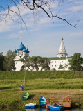Russia, the Golden Ring, Suzdal, the Kremlin, Cathedral of the Nativity of the Virgin Photographic Print by Jane Sweeney