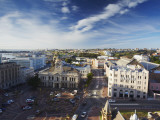 View of Downtown Port Elizabeth, Eastern Cape, South Africa Photographic Print by Ian Trower