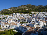 View of Mijas, White Town in Costa Del Sol, Andalusia, Spain Photographic Print by Carlos Sánchez Pereyra