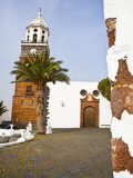 Church of Tahiche in Lanzarote Island Photographic Print by Carlos Sánchez Pereyra