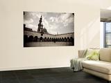 Egypt, Cairo, Islamic Quarter, Al Azhar Mosque Vægplakat i topklasse af Michele Falzone