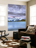 Switzerland, Bernese Oberland, Grindelwald, First, Bachalpsee and Mt Schreckhorn Wall Mural by Michele Falzone