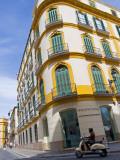 Maria Guerrero Square, Malaga, Andalusia, Spain Photographic Print by Carlos Sánchez Pereyra
