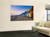 Uk, England, Essex, Thames Estuary, Southend, Shoeburyness Wall Mural by Alan Copson
