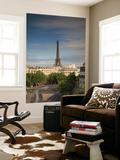 Eiffel Tower, Paris, France Wall Mural by Jon Arnold