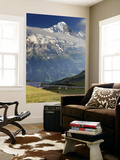Switzerland, Bernese Oberland, Grindelwald, First Wall Mural by Michele Falzone