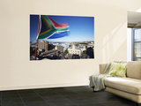 View of Downtown Port Elizabeth, Eastern Cape, South Africa Wall Mural by Ian Trower