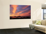 Sunrise, Mazatlan, State Sinaloa, Mexico Wandgemälde von Ivan Vdovin