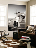 Greece, Cyclades, Santorini, Oia Town, Boutique Hotel Wall Mural by Michele Falzone