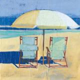 Seating for II Poster von Carol Robinson