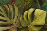 Green for Ever I Art par Patricia Quintero-Pinto
