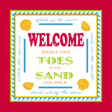 Beach Sand Posters by Sharyn Sowell