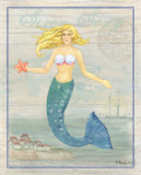 Siren Song Print by Paul Brent