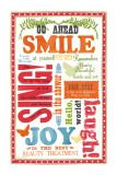 Beauty Smile Poster von Sharyn Sowell