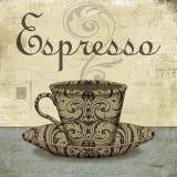 Espresso Posters af Todd Williams