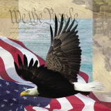 Freedom II Posters af Todd Williams