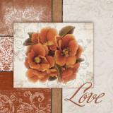 Love Print by Elizabeth Medley