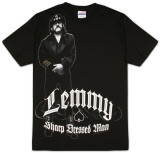 Lemmy - Rock N' Roll Stance Shirts