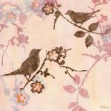 Ode to Spring I Poster von Maria Donovan