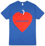 Paramore - Pick Axe Heart T-Shirt