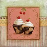 Cupcake Delight II Affiche