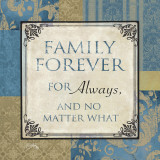 Family Forever Posters by Elizabeth Medley