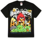 Youth: Angry Birds - Angriest Attack T-Shirt