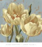 Lemon Tulips I Posters by Diane Hoeptner