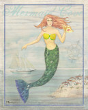 Mermaid Cove Posters af Paul Brent