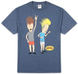 Beavis and Butthead - Rock Forever T-paidat