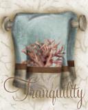 Tranquility Print by Elizabeth Medley