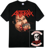 Anthrax - Fistfull of Metal T-shirts