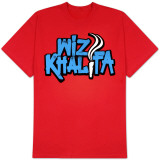 Wiz Khalifa - Smoke T-shirts
