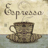 Espresso Kunstdrucke von Todd Williams