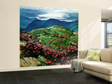"""Appalachian Rhododendrons,"" May 27, 1961 Wall Mural – Large by John Clymer"