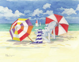 Sunnyside Beach Print by Paul Brent