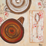 Morning Java I Prints by Gina Ritter